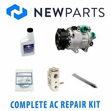 NEW A/C Repair KIT Complete  With Compressor & Clutch Fits Kia Optima 2007-2008