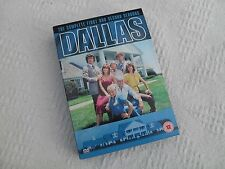 DALLAS - The Complete First & Second series DVD Box Set
