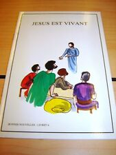 French Children's Bible Story Book about JESUS VOLUME 6 / Francais Bonnes nou...
