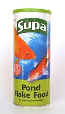 Supa Fish Pond Flake 170g Food For All Fish Koi Etc FREE SHIPPING CHEAP