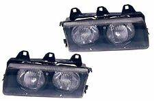 FLEETWOOD AMERICAN TRADITION 2004 2005 HEAD LIGHT LAMPS HEADLIGHTS RV - PAIR