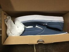 Vans Classic Slip On Navy Men's Sz 12.0 NIB Authentic OTW