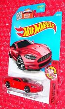 2016 Hot Wheels Then and Now ASTON MARTIN DBS  #106  DHR21-D9B0G