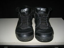 Pre-owned Nike Mens Black B-Ball  Athletic shoes size 8.5