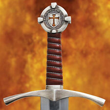The Accolade TEMPLAR sharp collector Sword of the Knights Templar replica