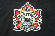 2011 NHL HERITAGE CLASSIC CALGARY FLAMES MONTREAL CANADIENS  JERSEY PATCH  New