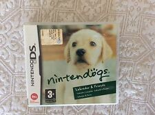 NINTENDO DS GIOCO NINTENDOGS LABRADOR & FRIENDS