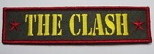 the clash army logo EMBROIDERED  PATCH IRON OR SEW