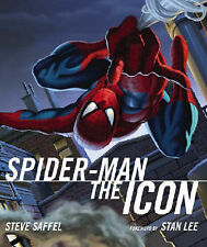 Spiderman The Icon by Steve Saffel Titan Books (Hardback, 2007)  9781845763244