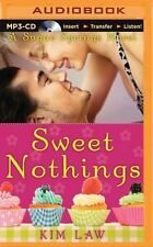 Sugar Springs: Sweet Nothings 2 by Kim Law (2015, MP3 CD, Unabridged)