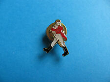Scotch Whisky / Whiskey Pin Badge. Johnnie Walker,  VGC. Unused .Enamel.