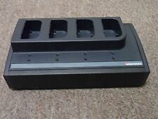 Intermec Z2400 4 Bay Four Slot Battery Charger Charging Station 2425 2435 5020