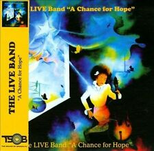 THE LIVE BAND A Chance For Hope CD deluxe package