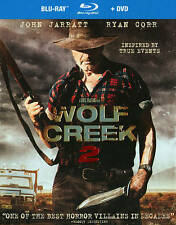 Wolf Creek 2 (BD / DVD Combo) [Blu-ray], New DVDs