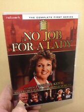 No Job For A Lady:Complete Series 1-Penelope Keith(R2 DVD)Labour MP Parliament
