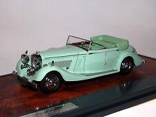 Matrix, 1937 Bentley 4.25 Litre Thrupp & Maberly All-Weather Tourer, green, 1:43
