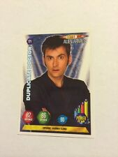 "DOCTOR WHO- ALIEN ARMIES- TRADING CARD GAME-""171"" ""DUPLICATE DOCTOR""- MINT"