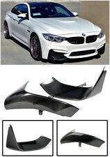 For 15-Up BMW F82 F83 M4 Performance Style Front Carbon Fiber Add-On Splitter