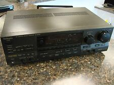 Technics SA-GX505 AV Control Stereo AM/FM Receiver with Antenna, Made in Japan