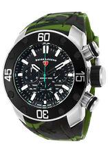 Swiss Legend Lionpulse Chronograph Mens Watch 10617SM-01-GRNS