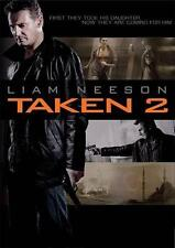 TAKEN 2 - LIAM NEESON - FOX US WS DVD - ACTUAL COVER VARIES -SHIPS NEXT DAY FAST