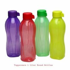 Tupperware Aqua Safe ECO Sport 1000 ML 32oz 1L Water Bottle, Original Free Ship