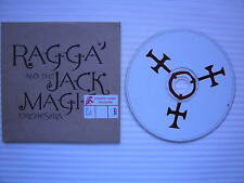 Ragga And The Jack Magic Orchestra - Where Are They Now? / Shot, PROMO DJ CD
