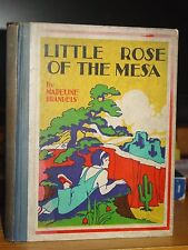 1935 Little Rose Of The Mesa; Cliff Dwellings, Petrified Forest, Painted Desert