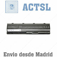 BATERIA para HP Pavilion dv6-6b03ss REPLACE WITH HP SPARE 593562-001