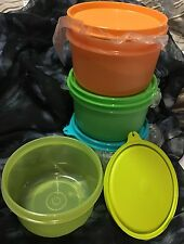 Tupperware  Large Snack Cups
