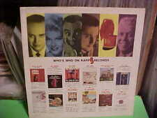 """VINTAGE """"KAPP"""" RECORDS RECORD ALBUM FACTORY 12 IN. INNER SLEEVE ONLY NO RECORD"""