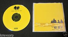 NEW FOUND GLORY/AT THE DRIVE IN/GET UP KIDS 'SESAC COMP 1' 2001 SAMPLER CD