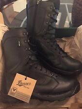 Side Zip / Brand New - 14~D DANNER All Leather Boots. Other Sizes Avl. 6.5-14