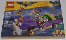 LEGO The BATMAN Movie The JOKER NOTORIOUS LOWRIDER 70906 Batgirl Harley Quinn