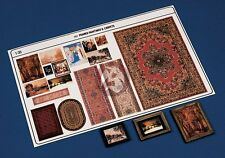 Verlinden 1/35 Framed Paintings & Carpets [Resin+Printed Diorama Accessory] 307