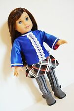 "Handmade Doll Clothes Descendants Evie Costume fits 18"" American Girl Dolls"