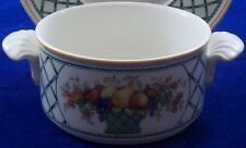 Villeroy & and Boch BASKET cream soup bowl / coupe only (no saucer)