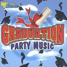 DJ'S GRADUATION PARTY MUSIC-CD 2009 by The Hit Crew - Disc Only No Case