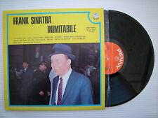 Frank Sinatra - Inimitable, Penny REL-ST19185 Italian Import Misspelt Sleeve