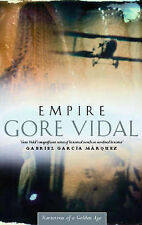 Empire by Vidal, Gore ( Author ) ON Apr-02-1994,, Vidal, Gore, New
