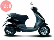Piaggio ZIP 100 4T (2008) - Manual de taller en CD