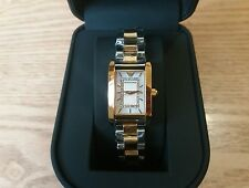 New EMPORIO ARMANI Women's Two Tone Watch AR3171