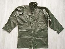 Helly Hansen Norway PVC rubber rain fisherman proof top coat jacket
