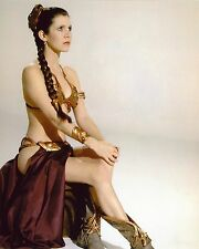 "Carrie Fisher 10"" x 8"" Photograph no 3"