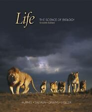 Life: The Science of Biology, 7th Edition, William K. Purves, Sadava, VOL 1,