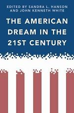 NEW American Dream in the 21st Century by Sandra L Hanson Paperback Book (Englis