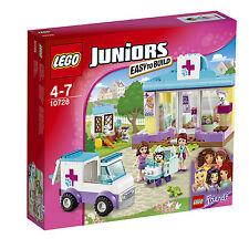 LEGO® Juniors 10728 Mias Tierklinik NEU OVP_ Mia's Vet Clinic NEW MISB NRFB