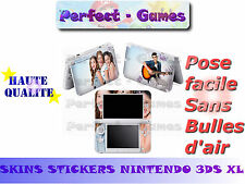 Skin sticker auto-collant vinyl Violetta n°6 pour console nintendo 3DS XL LL