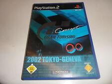 PlayStation 2  PS 2  Gran Turismo Concept - 2002 Tokyo-Geneva