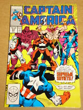 CAPTAIN AMERICA #353 MARVEL COMIC HIGH GRADE NICE CONDITION MAY 1989